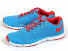 Nike Free Trainer 3.0 Training 2014 Vivid Blue/Light Crimson-White 630856-400