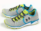 Under Armour Wmns Micro G Mantis Sports Running Aluminum/Blue/Green 1236757-052