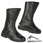 AKITO MONZA Motorcycle Motorbike BOOTS Non-Slip Breathable Waterproof