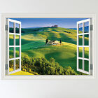 Full Colour Tuscany Countryside scene Wall Sticker Art Decal mural transfer