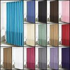 """PLAIN DYE SHOWER CURTAIN 