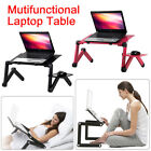 Portable Folding Laptop Computer Notebook Table Laptop Stand Desk Bed Sofa Tray