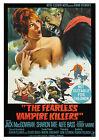 The Fearless Vampire Killers (1967) - A1/A2 Poster **SEE OFFER**
