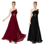New Elegant Long Chiffon Evening Formal Bridesmaid Party Dresses 2014 Gown 08079
