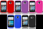 2 x SILICONE SKIN Phone Cover CASE OF YOUR CHOICE For ZTE Sonata 4G Z740G