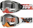 100% Racecraft Prium Goggles with Clear Lens 2014