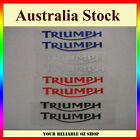 Triumph Sticker Decal Badge Emblem Logo Bike ATV Quad Motorcycle Dirt Fuel Tank $3.49 AUD on eBay