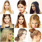 Fashion Metal Rhinestone Head Chain Jewelry Headband Head Piece Hair band