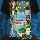 HOUSE II THE SECOND STORY MOVIE T-Shirt S M L XL XXL 3XL horror 2 poster 80s dvd