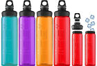 SIGG Flasche VIVA 0,75 L Trinkflasche Wide Mouth Rot Grün Blau Orange Lila Grau