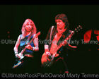 RICK DERRINGER PHOTO KENNY AARONSON Concert Photo in 1977 by Marty Temme 1A