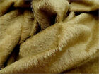 Mohair fur Fabric - Schulte 9mm Flat Laid Straight Pile - Mohair bears - OOAK