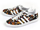 Adidas Gazelle OG WC Farm W Brazilian Bird Print White/Metallic Silver D67719