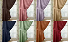 STYLISH ELLA CURTAIN TIEBACKS (PAIR) AVAILABLE IN 8 COLOURS