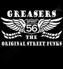 Greasers T-Shirt Rockabilly Psychobilly 50's Cafe Racers Rock & Roll Fifties ace $24.8 USD on eBay