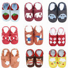 SOFT LEATHER PRE WALKER BABY BOY GIRL INFANT SHOES VARIOUS SIZES CLEARANCE SALE