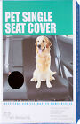 Pet Car Seat Cover Single Front Back Bench Rear Dog Cat Protector Waterproof New