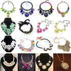 FASHION WOMEN CHARM JEWELRY NECKLACE CHOKER STATEMENT PENDANT COLLAR CHAIN GIFT