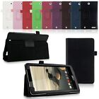 Folding PU Leather Stand Case Protective Cover Skin For Acer Iconia One 7 B1-740
