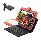 "iRulu 7"" Android 4.2 Dual Core Cam Tablet PC 16GB WIFI Pink w/Gridding Keyboards"