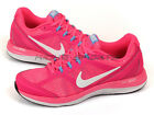 Nike Wmns Dual Fusion Run 3 MSL Hyper Pink/White-Blue Sports Running 654446-600