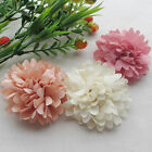 E244 75mm Big Ribbon Flowers Bows Rose Wedding Craft Decor Appliques MIX Lots