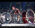 TOMMY LEE PHOTO MOTLEY CRUE Concert Photo by Photographer Marty Temme DW Drums C