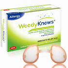 WoodyKnows Nose Nasal Filters Dust Pollen Allergy Relief Air Pollution Allergies