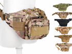 Outdoor Camping Hiking Tactical Waist Bag Fanny Pack Adjustable Band Pouch Purse