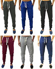 Mens Zico Designer Fleece Skinny Fit Joggers Bottoms Pants Casual Trouser Harem