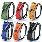 Hydration Pack Water Bladder Sports Backpack Bike Bag Climbing Hiking Pouch 2L