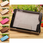 "New Leather Case 3 Folding Folio Cover Stand for 7.9"" Acer ICONIA A1-830 Tablet"