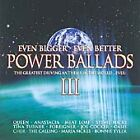 Power Ballads Vol.3 (Even Bigger Even Better) (2 X CD)