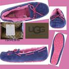 UGG Mandie INK BLOT Sheepskin MOCCASIN SLIPPERS Sizes: 7,8,9 NEW