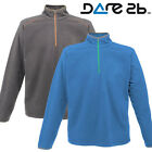 Dare 2b Dare To Be Fleece Jacket Radiate 1/2 Zip New Wula Microfleece Mens