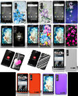 Motorola Droid III 3 XT860 / XT862 Faceplate Phone Cover DESIGN/COLOR Case
