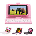 "iRulu X1 7"" Tablet 8GB Android 4.2 Dual Core Cam 1.5 GHz WIFI Pink w/ Keyboards"