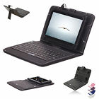 "IRULU Tablet X1 7"" 16GB Android 4.2 Dual Core Cam 1.5 GHz WIFI Black w/ Keyboard"