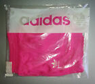 ADIDAS NYLON  RUNNIG DARK PINK SHORTS RETRO 80S SHINY GLANZ SIZE XS TO XXXL NEW
