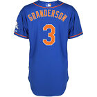 Majestic Athlet NY Mets Curtis Granderson Auth Alt Home 2 Royal Cool Base Jersey