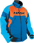HMK Superior TR Snow Jacket Blue/Orange XS-3XL