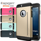 "Genuine Spigen Slim Armor S Standing Case Cover for Apple iPhone 6 (4.7"")UNPKG"