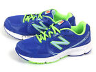 New Balance NB WR470BO4 D Lightweight Breathable Running Royal Blue/Green-White