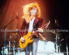 BRITNEY FOX PHOTO HEAVY METAL BAND 80s METAL GLAM COLOR 8X10 by Marty Temme 1A