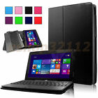 Folio PU Smart Case Cover for 10.1''ASUS Transformer Book T100 Window 8.1 tablet