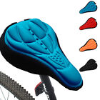 Cycling 3D Silicone Soft Thick Cushion Pad Mountain Bicycle Saddle Seat Covers