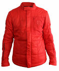Puma Ferrari Mens Red Padded Jacket (564226 02) U90