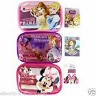 Disney Minnie Mouse or Princess Purse Hair Clips and Comb Girly Beauty Gift Set