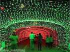 10M LED String Fairy Light Bulb Christmas Xmas Tree Festival Party Lamp 220V
