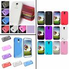 Slim Clear TPU Silicone Gel Rubber Soft Skin Case Cover For Samsung Galaxy S4